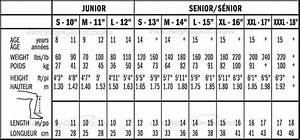 Venum Shin Guard Size Chart Hockey Shin Guard Size Guide