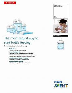 Philips Avent Natural 0m  Newborn Starter Gift Set