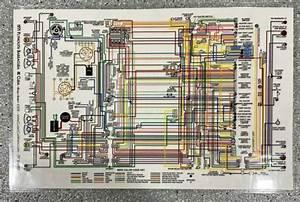 Wiring Diagram 1971 Cuda W   Rallye Dash