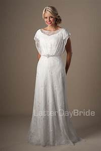 modest wedding dresses knightly With tznius wedding dresses