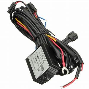 Car Drl Daytime Running Light Dimmer Dimming Relay Control
