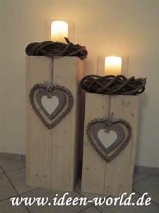 Deko Ideen Holz : deko holz deko tisch m bel unikate ~ Lizthompson.info Haus und Dekorationen