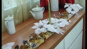 Como Decorar El Comedor Para Navidad Con Arreglo Floral