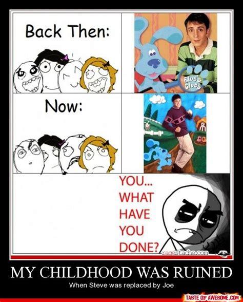 Ruined Childhood Meme - childhood ruined my childhood ruined meme funny pictures pinterest childhood ruined