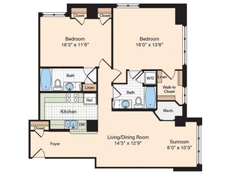 One Bedroom Apartments In Alexandria Va by One Bedroom Apartments In Alexandria Va Meridian At