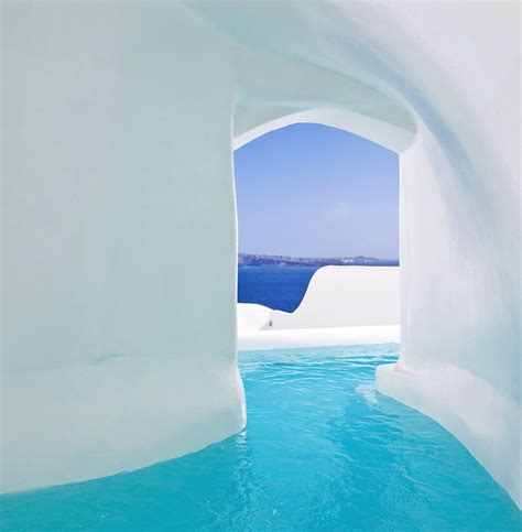 25 Beautiful Santorini Greece Hotels Ideas On Pinterest
