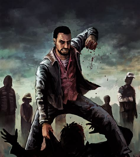 Walking Fan Art Of The Dead New And Improved