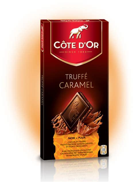 cote d or pate d amande truff 233 caramel par les chocolats c 244 te d or