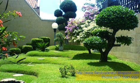 foto taman klasik tukang taman surabaya jasa tukang
