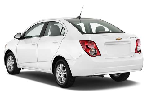 2013 Chevrolet Sonic Reviews And Rating  Motor Trend