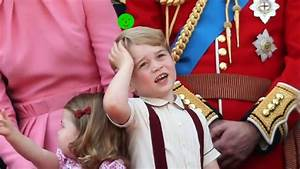 Cutest Prince George - Prince William & Duchess Kate's ...