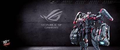 Rog 1440 3440 Asus Wallpapers Republic Gamers