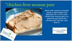 chicken liver mousse pate 1000 images about gut friendly recipes on emoticon recipe for caesar salad and
