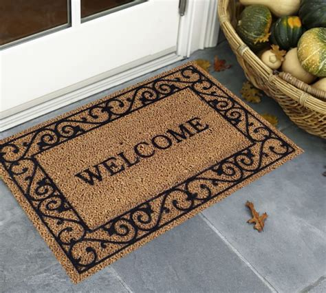 fall doormat 17 best images about doormats on summer coir