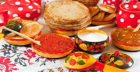 cuisine russe recettes cuisine russe