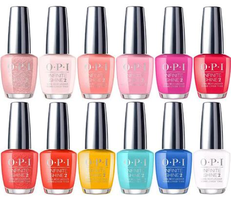 opi new colors the top 4 new nail collections to covet