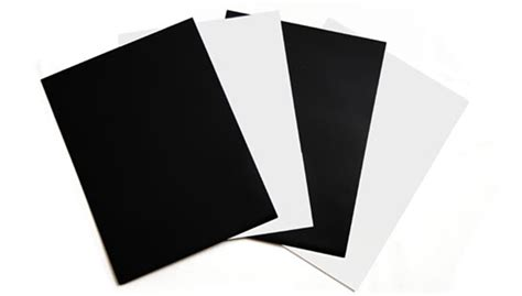 pocket folder black and white blank presentation pocket folders presentation folder inc