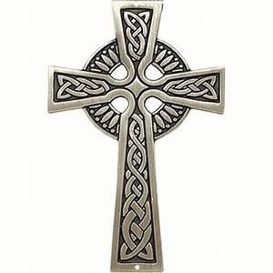 Celtic Cross Door Plate | The Catholic Company