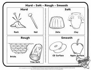 Hard - Soft- Rough - Smooth -SciencePIX #Printables ...