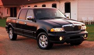 Review Flashback  2002 Lincoln Blackwood