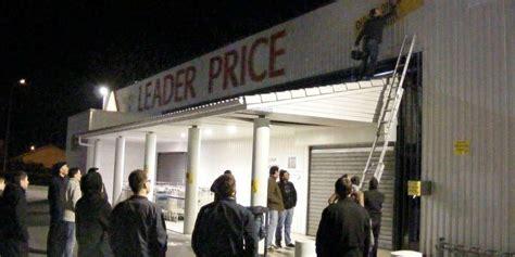 landes les jeunes agriculteurs s attaquent 224 leader price sud ouest fr