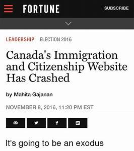 25+ Best Memes About Canada Immigration | Canada ...