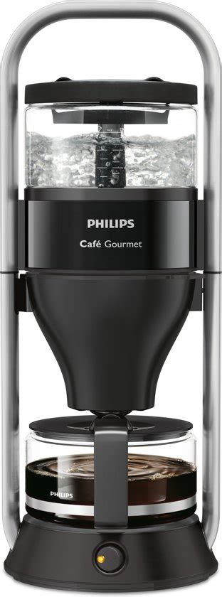 Philips Koffiezetapparaat Hd7447 20 Zwart by Bol Philips Caf 233 Gourmet Hd5408 20