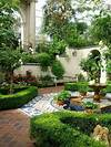 Plants are the strangest People: Spanish style courtyard spanish style homes with garden