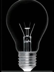 30 Light Bulb Animated Gifs Pics