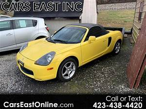 Used 2000 Toyota Mr2 Spyder 2dr Conv Manual For Sale In