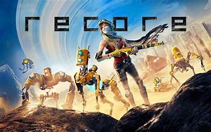 ReCore Xbox One 4K 8K Wallpapers | HD Wallpapers | ID #21510