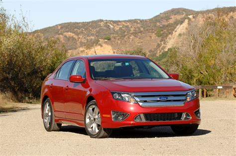 2010 Ford Fusion Sport First Drive And Review