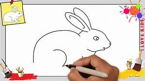 Bilder Zeichnen Für Anfänger : hase zeichnen schritt f r schritt f r anf nger kinder zeichnen lernen tutorial youtube ~ Frokenaadalensverden.com Haus und Dekorationen