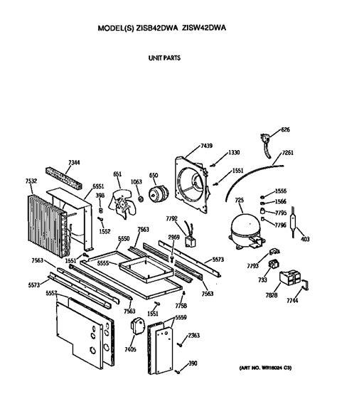 ge ziswdwa side  side refrigerator parts sears