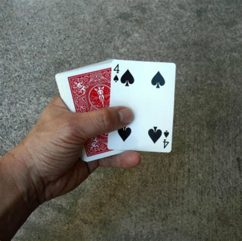 best card tricks the world s best easy card trick