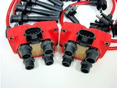 Spark Plug Wires Msd Coils Ford Mustang Ebay