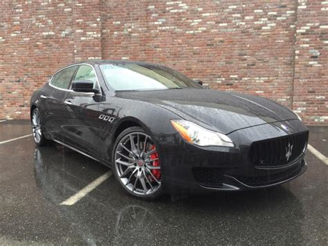 2015 maserati quattroporte 2015 maserati quattroporte photos informations articles
