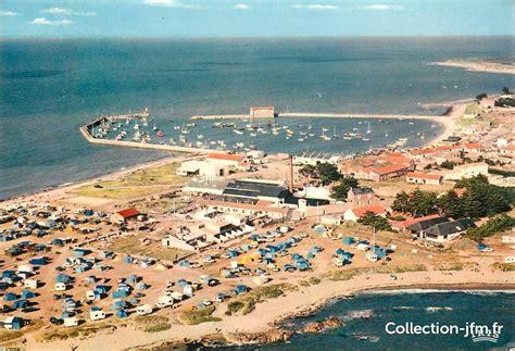 cpsm 85 quot ile de noirmoutier le port de l herbaudi 232 re quot 85 vendee ile noirmoutier 85