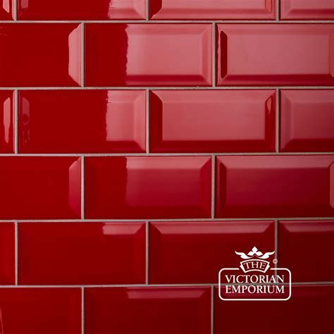 Red Tiles Home Design ? Contemporary Tile Design Ideas