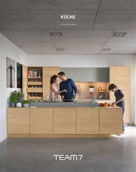 team 7 küchen katalog team 7 kataloge wien