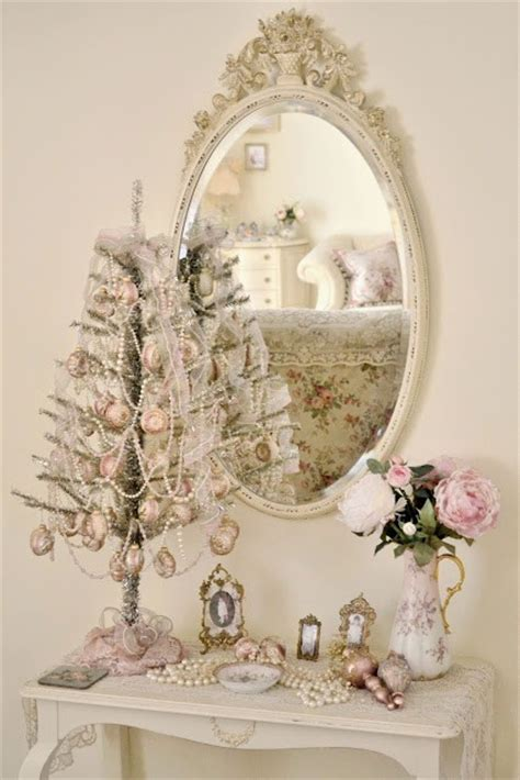 exquisite totally white vintage christmas ideas digsdigs