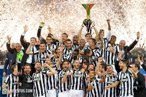 Juventus clinch Serie A title for the ninth time in a row ...