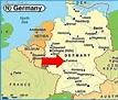 Frankfurt Map - TravelsFinders.Com