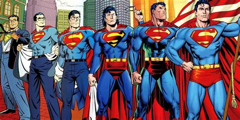the 15 best and worst superman costumes cbr