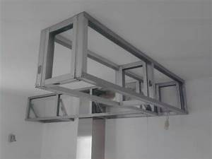 Faux Plafond Placo Sur Rail : coffre en placo au plafond bricolage pinterest la ~ Melissatoandfro.com Idées de Décoration