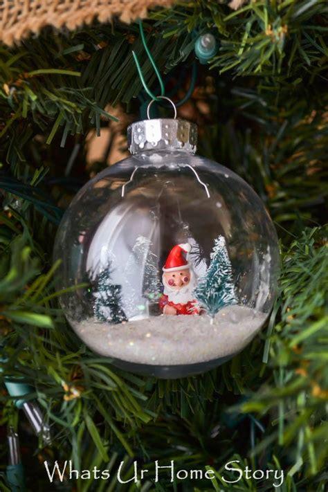 wintry white  blue ornaments remodelando la casa