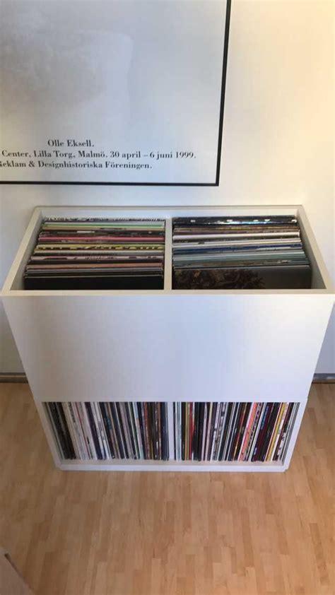 ikea eket record storage record storage ikea record