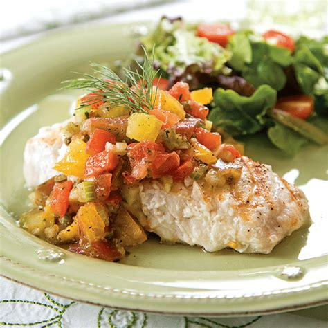 grouper grilled recipes recipe tapenade tomato heirloom dishes groupers dinner seafood fish