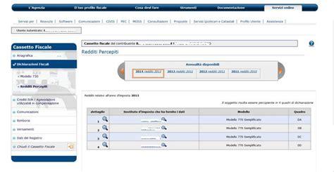 cassetto fiscale login guida al cassetto fiscale dell agenzia delle entrate