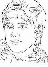 Direction Niall Horan Coloring Colouring Famous Disegno Cartoon Disegni Colorare Misti Immagine Disegnidacoloraregratis Scarica Coloringpagesforadult Ambok sketch template